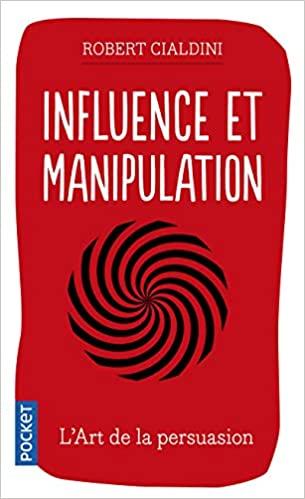 livre à lire pour apprendre le copywriting influance et manipulation
