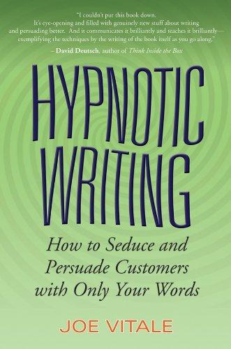 livres à lire pour apprendre le copywriting Hypnotic Writing